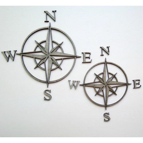 Nautical Compass - Nautical