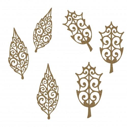 Ornate Leaves - Fall