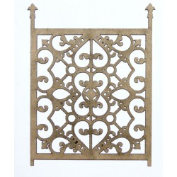 Ornate Gate 2  (Set of 2)