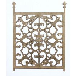 Ornate Gate 2  (Set of 2)