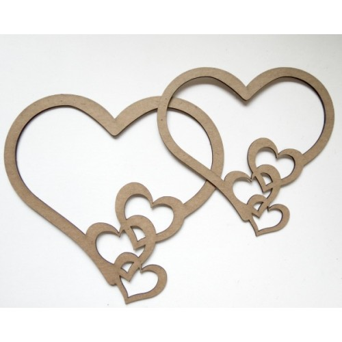 Pair of Heart s - Valentine s Day