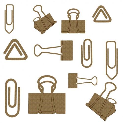 Paper clips - School