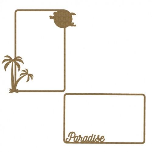 Paradise Frame Set - Frames