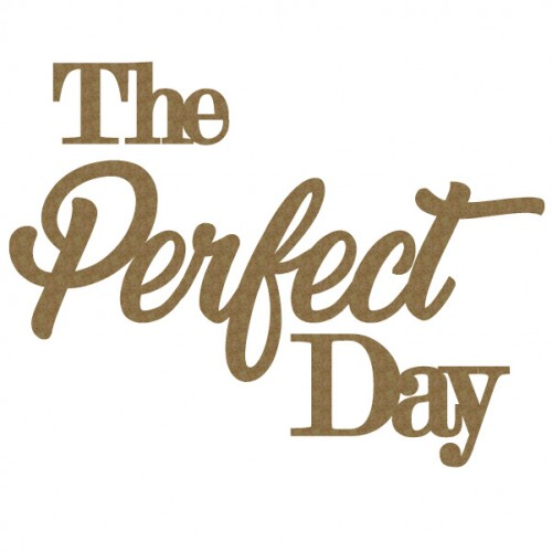 The Perfect Day - Words