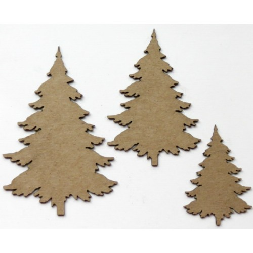 Pine Trees - Trees