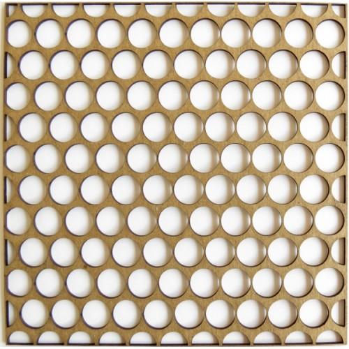 """Punchinella Panel - 6"""" x 6"""" Lattice Panels"""