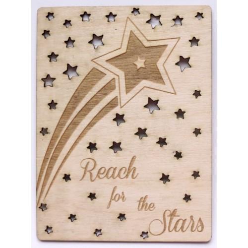 Reach... - Wood Veneers