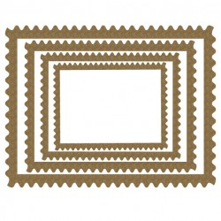 Rectangle Stamp Frames
