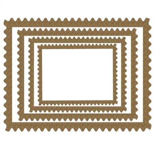 Rectangle Stamp Frames - Frames