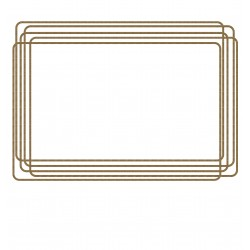 Infinite Rectangle Frame