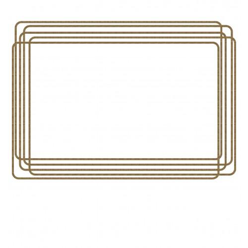 Infinite Rectangle Frame - Frames
