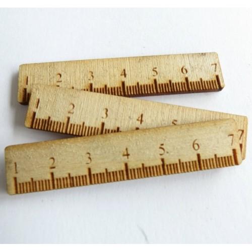 Ruler (set of 6) - School