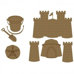 Sandcastle Set