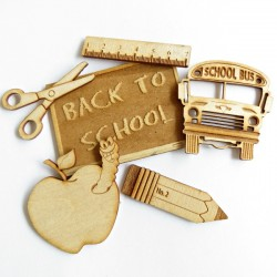 School Set (Set of 36)