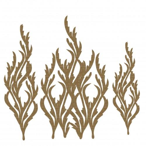 Seaweed 2 - Chipboard