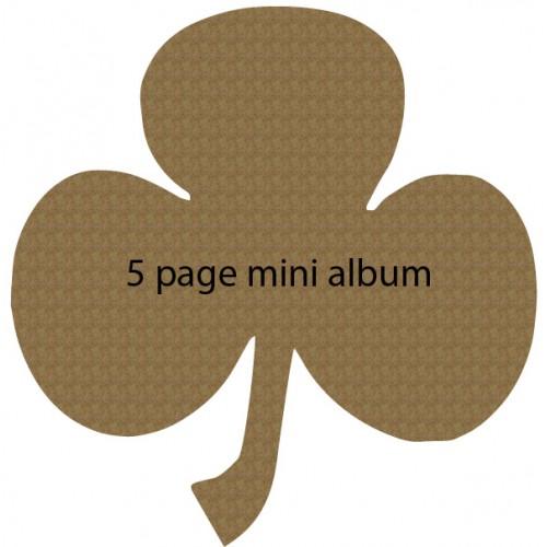 Shamrock Mini Album - Mini Album