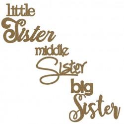 Sister Word Set