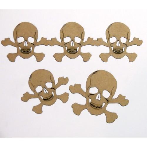 Skulls and Bones - Borders