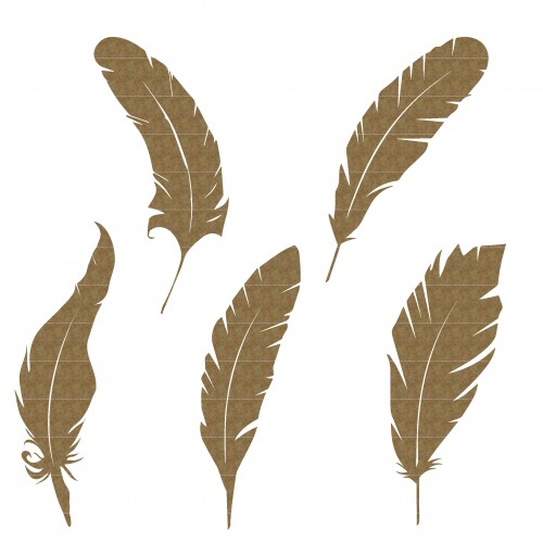 Feathers - Steampunk
