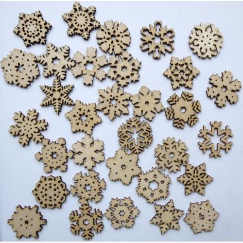 Snowflakes - Winter