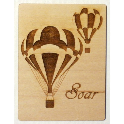 "Soar 3  x 4  card - 3""x4"" Cards"