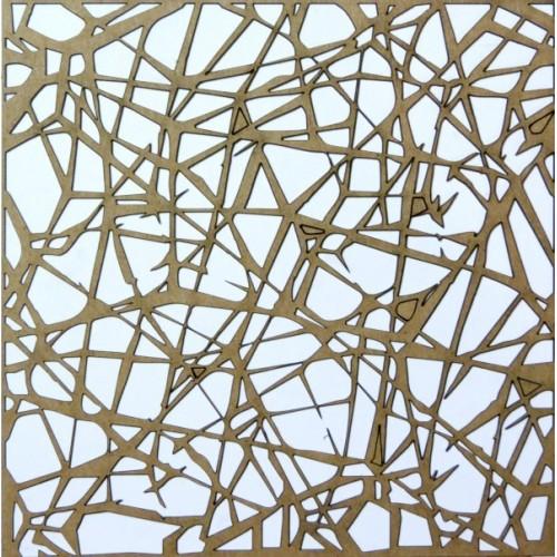 "Spider Web Panel - 6"" x 6"" Lattice Panels"