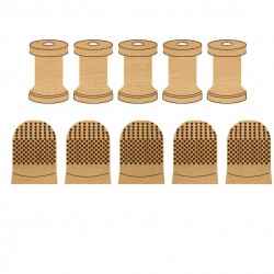 Thimbles and Spools
