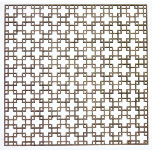 """Squared Lattice - 6"""" x 6"""" Lattice Panels"""