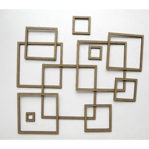 Squares - Shapes