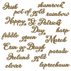 St. Patrick's Day Sentiments