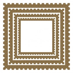 Square Stamp Frame