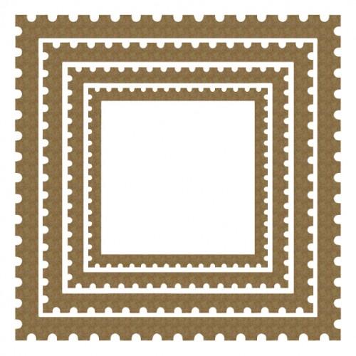 Square Stamp Frame - Frames