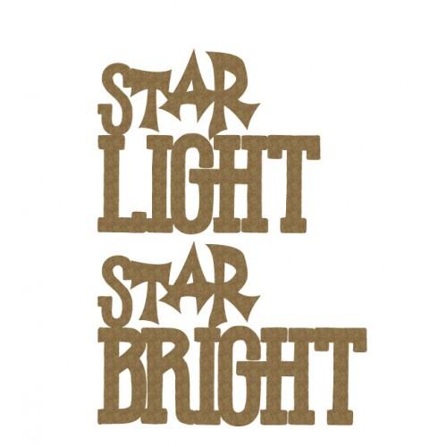 Star Light, Star Bright - Words