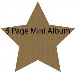 Star Mini Album