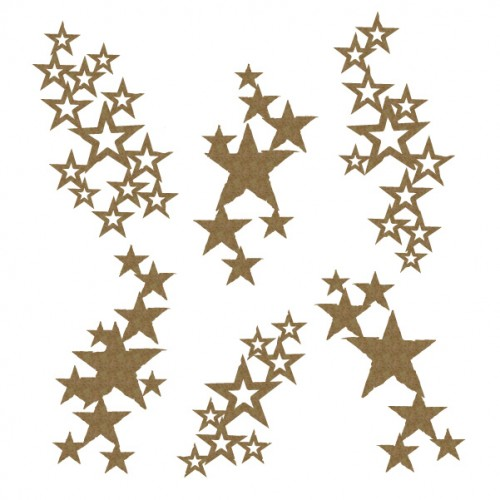 Star Pieces - Shapes