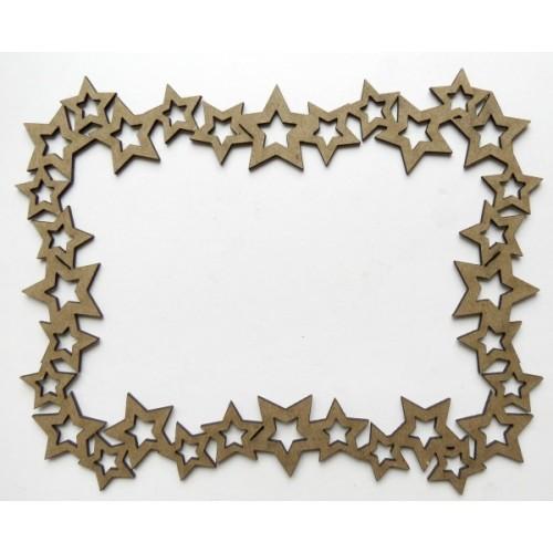 Star Frame (Stars Around Frame) - Frames