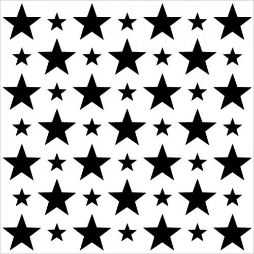 Star Stencil - Stencils
