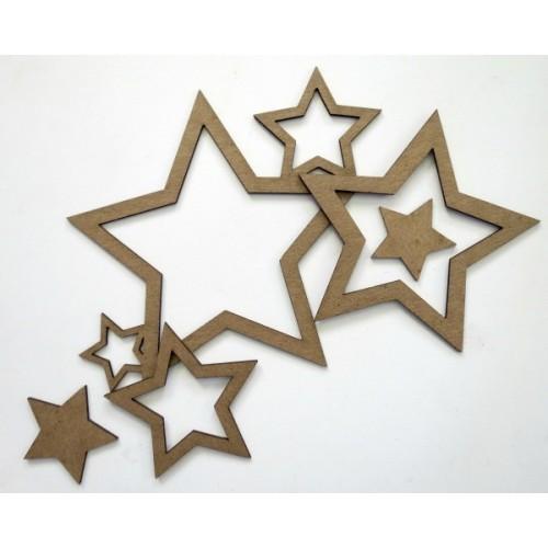 Stars Frame - Frames