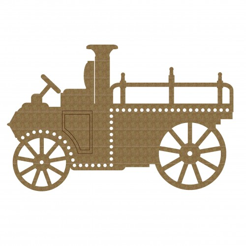 Steampunk Car 1 - Steampunk