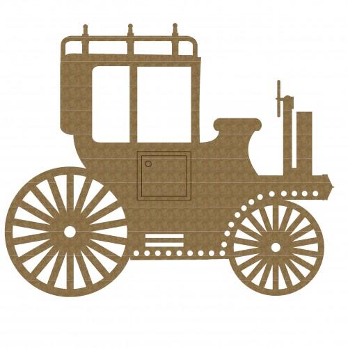 Steampunk Car 2 - Steampunk