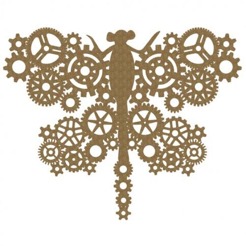 Steampunk Dragonfly - Steampunk