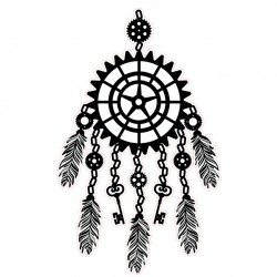 Steampunk Dreamcatcher