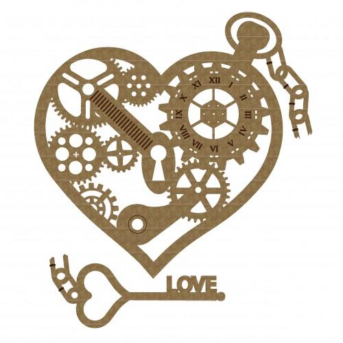 Steampunk Heart 3 - Steampunk