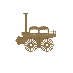 Steampunk Car 4