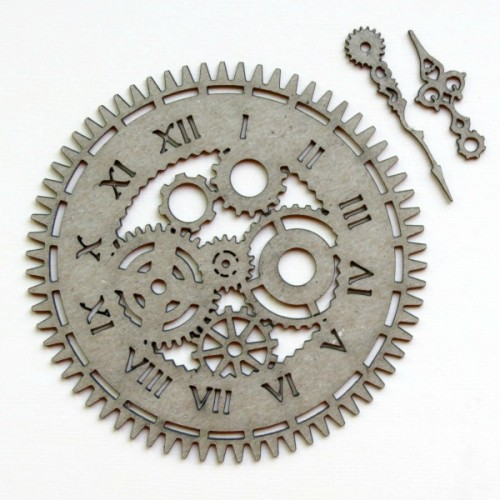 Steampunk Clock - Steampunk