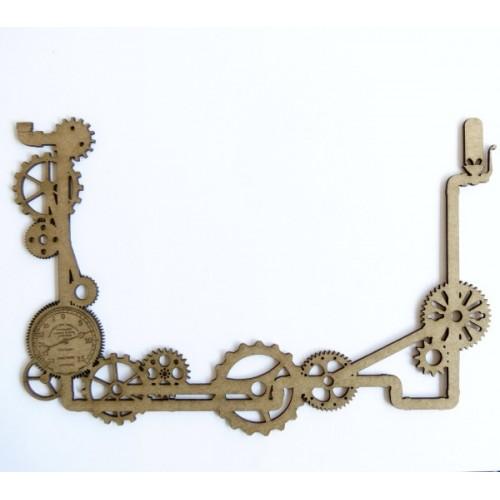Steampunk Frame - Frames