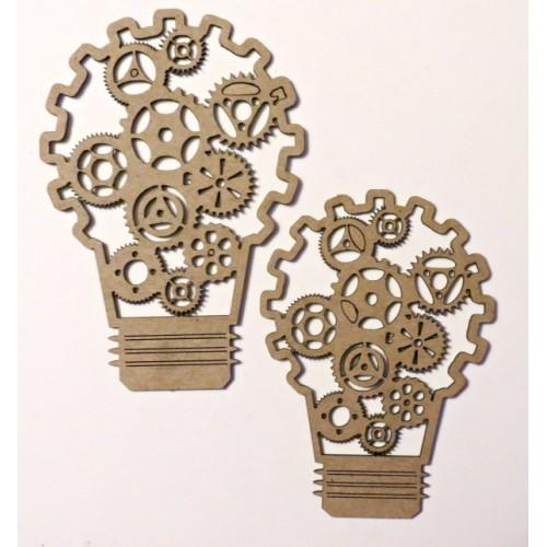 Steampunk Light Bulbs - Lighting