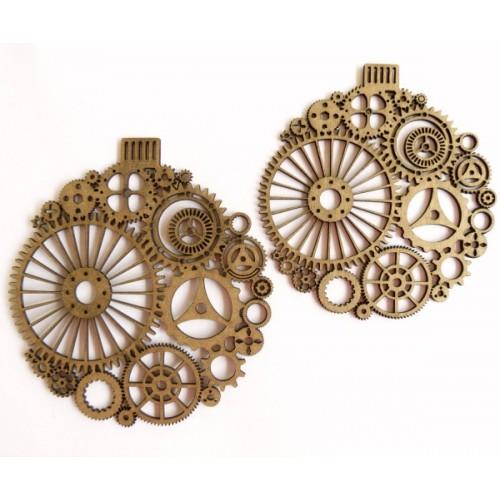 Steampunk Ornament - Steampunk