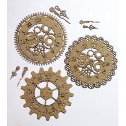 Steampunk Timepieces