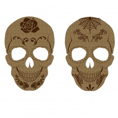 Sugar Skulls - Halloween
